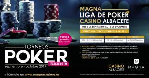 Liga de Poker Casino Albacete