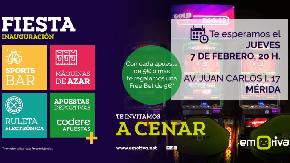 Salón de juego Emotiva Mérida