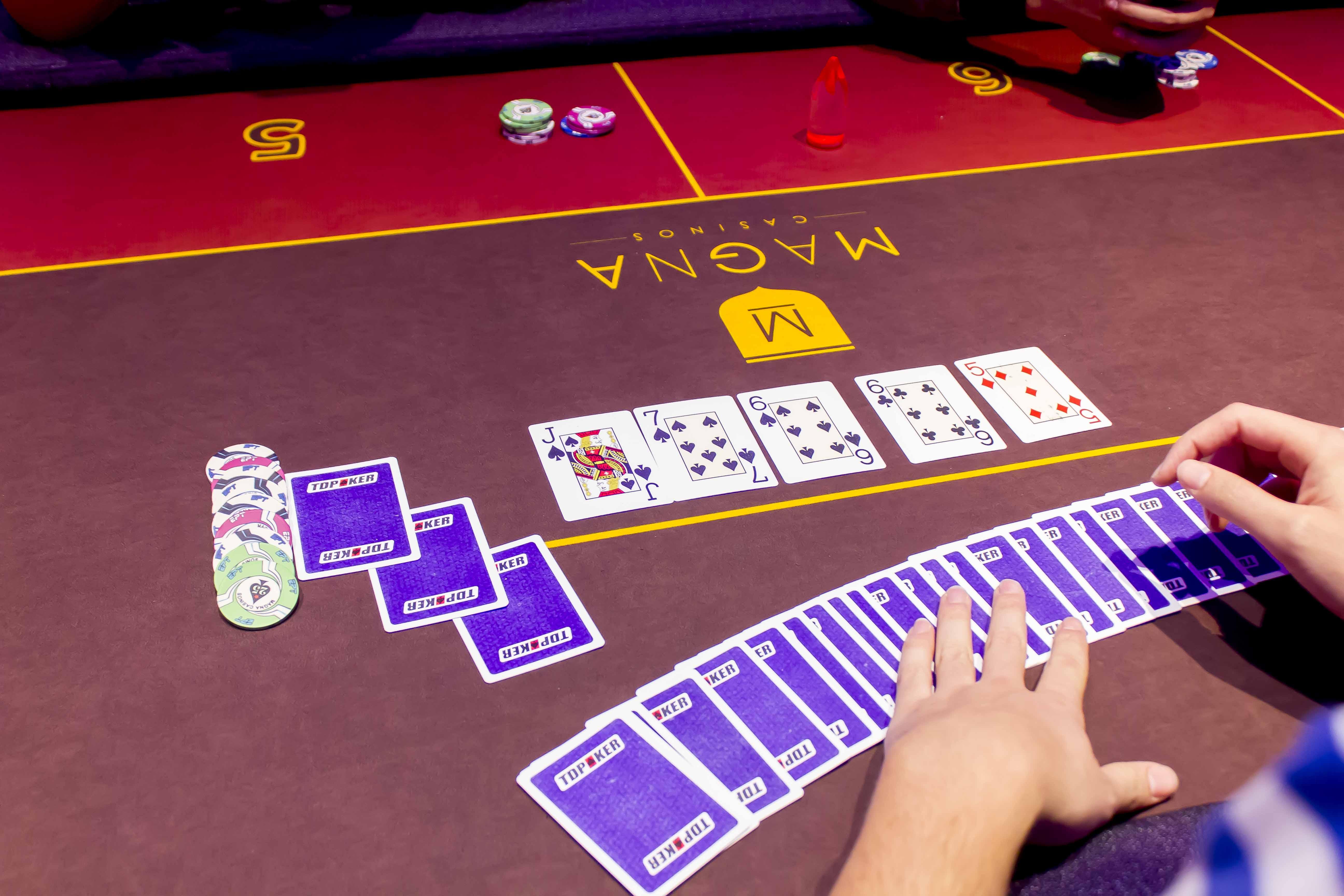 Disfruta de los mejores Torneos de Poker en Magna Casinos
