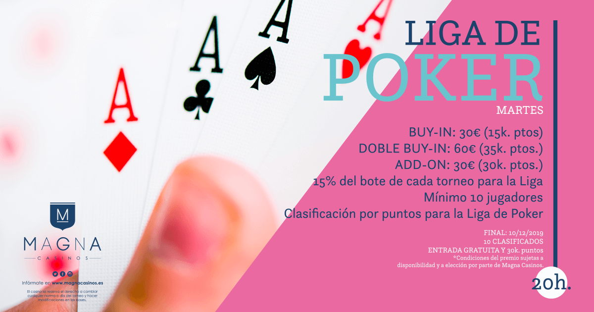 Poker Casino Albacete 2019